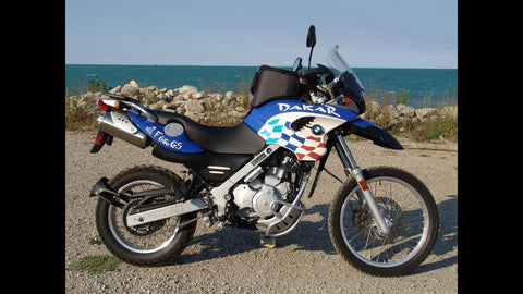 2003 BMW F650 GS DAKAR SERVICE REPAIR MANUAL