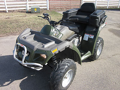 2003 Bombardier ATV Youth Models Owners Manual