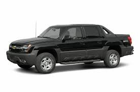 2003 Chevrolet Avalanche Service Repair Manual
