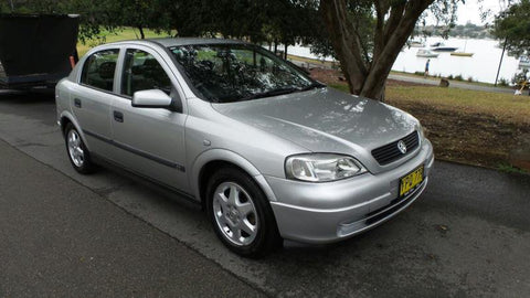 2003 HOLDEN ASTRA G Service Repair Manual