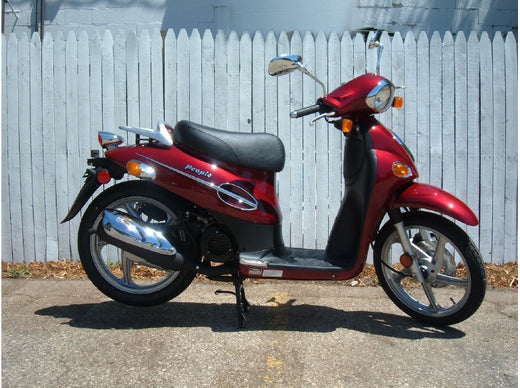 2003 Kymco People 50 Workshop Service Repair Manual Download