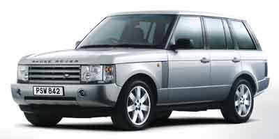 2003 LAND ROVER RANGE ROVER VEHICLES WORKSHOP SERVICE REPAIR MANUAL