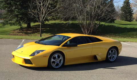 2003 Lamborghini Murcielago Service Repair Manual