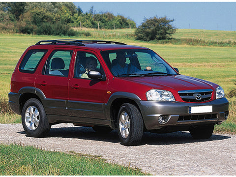 2003 Mazda Tribute Service Repair Manual