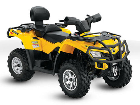 2004-2005 Bombardier Quest 500 650 XT Max Traxter XL XT Max ATV Workshop Service Repair Manual