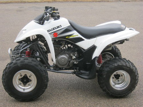 2004-2009 Suzuki LT-Z250 QuadSport Service Repair  Manual PDF