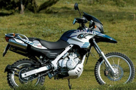 2004 BMW F650 GS DAKAR SERVICE REPAIR MANUAL