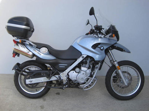 2004 BMW F650 GS single cylinder Service Repair Manual