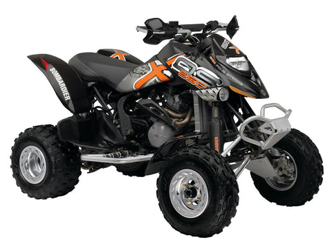 2004 BOMBARDIER ATV DS650 SERVICE REPAIR MANUAL