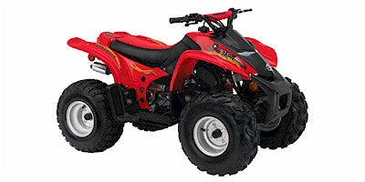 2004 Bombardier ATV DS 50 Owners Manual