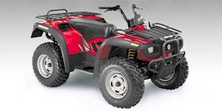 2004 Bombardier ATV Quest 650 XT Owners Manual