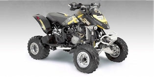 2004 Bombardier DS 650 Baja Service Repair Manual