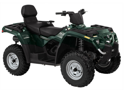 2004 Bombardier Outlander Max XT Series ATV Workshop Service Repair Manual