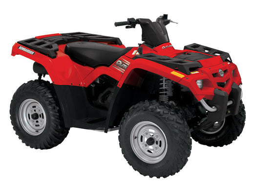 2004 Can Am Outlander 330, 400 Service Repair Manual