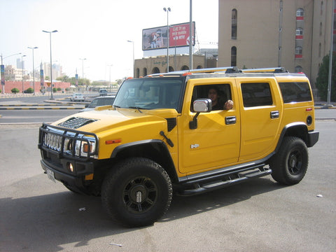 2004 Hummer H2 Workshop Service Repair Manual