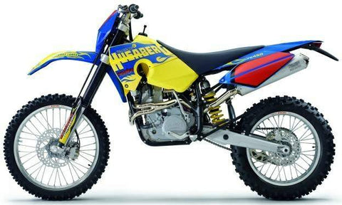 2004 Husaberg FE450E Workshop Service Repair Manual Download