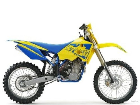 2005 Husaberg FE450 FE501 FE550 FE650E Workshop Service Repair Manual Download