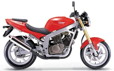 2004 Hyosung Comet 250 GT250 Workshop Service Repair Manual Download