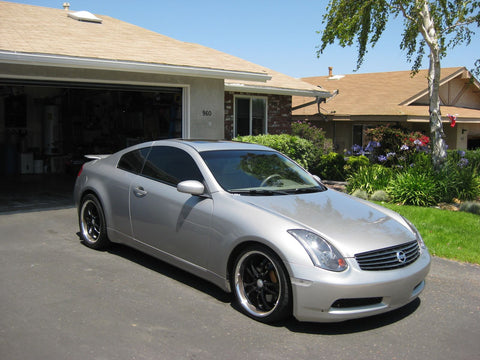 2004 Infiniti G37 Workshop Service Repair Manual