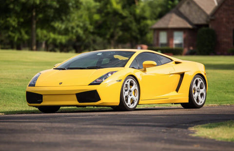 2004 LAMBORGHINI GALLARDO WORKSHOP SERVICE REPAIR MANUAL