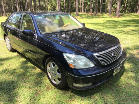 2004 Lexus LS430 Workshop Service Repair Manual