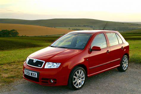 2004 SKODA FABIA MK1 6Y WORKSHOP SERVICE REPAIR MANUAL
