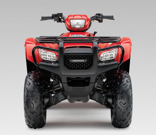 2005-2006 Honda TRX500FE FM TM Fourtrax Foreman 4X4 ATV Service Repair Workshop Manual Download  PDF