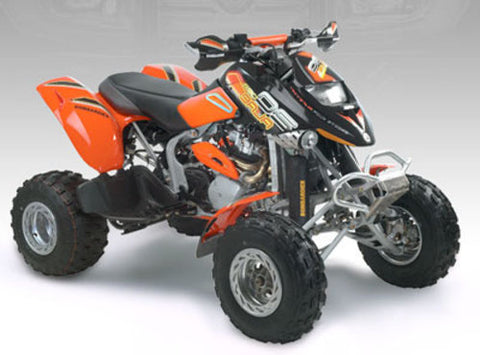2005-2007 BOMBARDIER ATV DS650 SERVICE REPAIR MANUAL