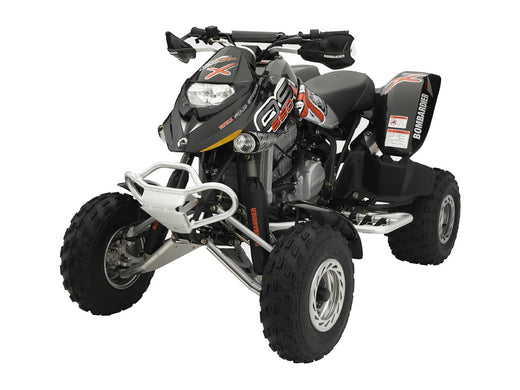 2005 Bombardier ATV DS 650 X Owners Manual