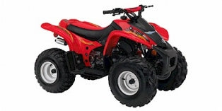 2005 Bombardier ATV DS 90 Owners Manual