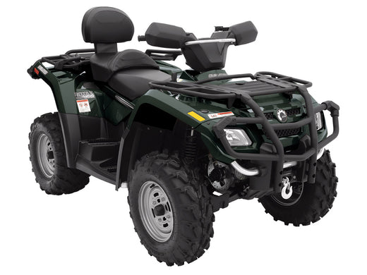 2005 Bombardier ATV Outlander Max Series Owners Manual
