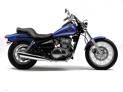 2005 Kawasaki Vulcan 500 Motorcycle Workshop Service Repair Manual Download