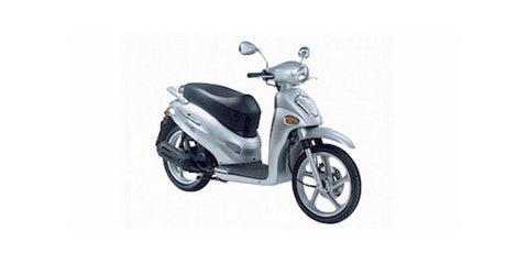 2005 Kymco Filly LX 50 Workshop Service Repair Manual Download
