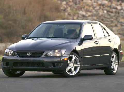 2005 Lexus IS300 Workshop Service Repair Manual