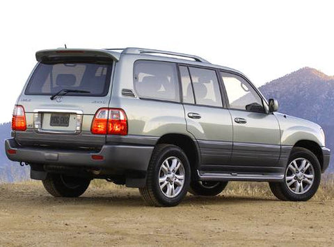 2005 Lexus LX470 Workshop Service Repair Manual