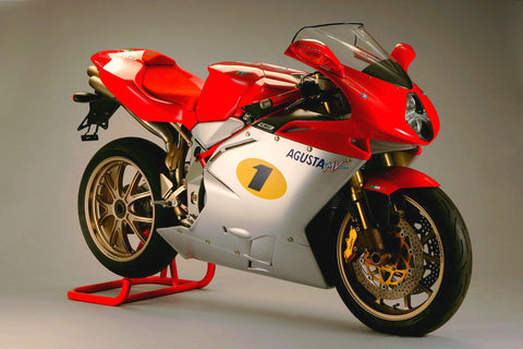 2005 MV Agusta F4 AGO Workshop Service Repair Manual Download