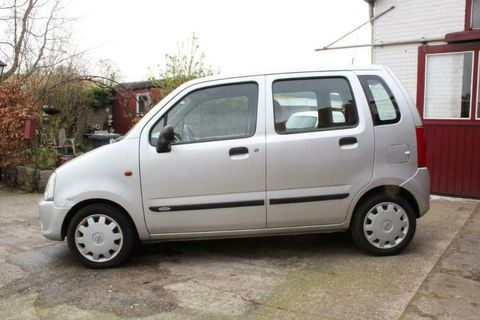 2005 Opel Agila Service Repair Manual