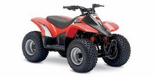 2005 Suzuki ATV LT Z 50 QUAD SPORT Service Repair Manual PDF