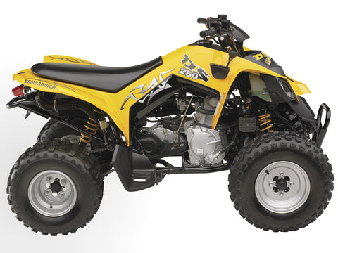 2006-2015 Can Am DS250 ATV Service Repair Manual Download
