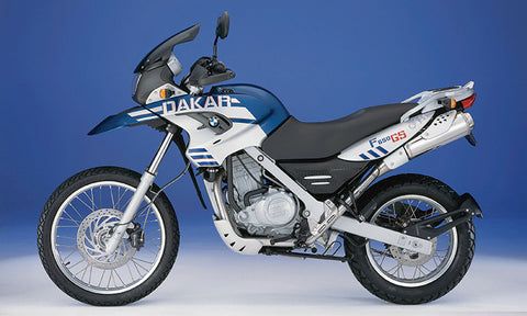 2006 BMW F650 GS DAKAR SERVICE REPAIR MANUAL