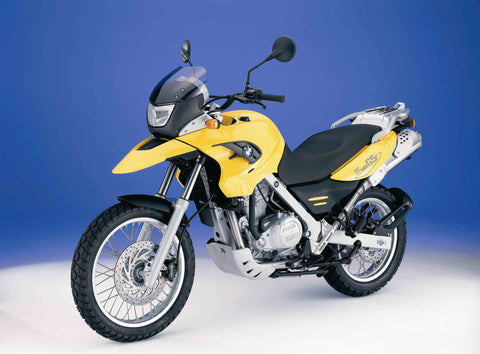 2006 BMW F650 GS single cylinder Service Repair Manual
