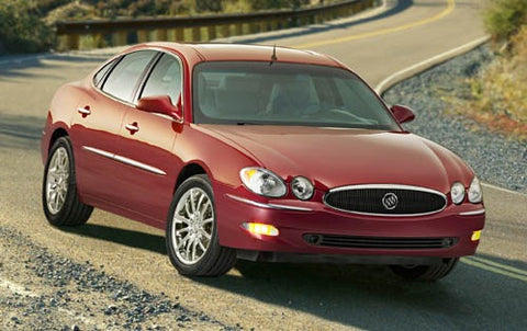 2006 BUICK LACROSSE Workshop Service Repair Manual