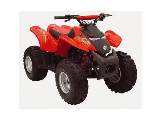 2006 Bombardier ATV DS 90 4-stroke Owners Manual