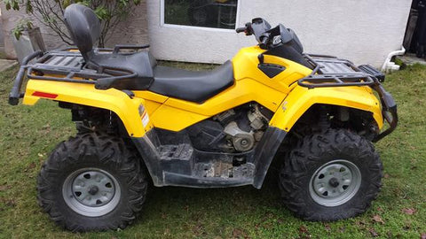 2006 CAN-AM OUTLANDER XT 800 ATV Service Repair Manual