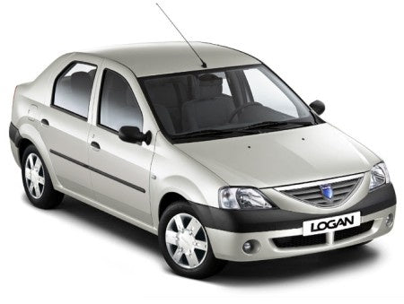 2006 Dacia Logan I Service Repair Manual