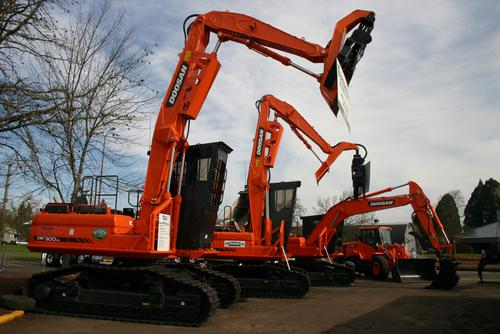 2006 Doosan DX300LL Crawled Excavator Workshop Service Repair Manual