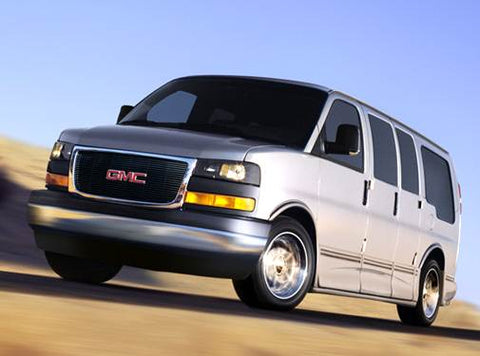 2006 GMC Savana Workshop Service Repair Manual