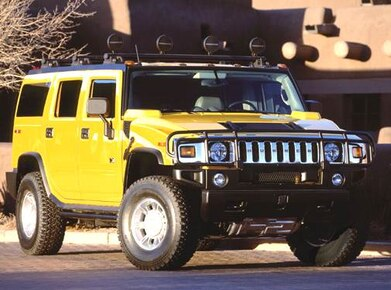 2006 Hummer H2 Workshop Service Repair Manual
