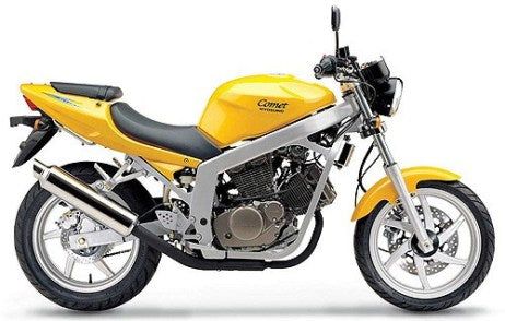 2006 Hyosung Comet 125 GT125 Workshop Service Repair Manual Download
