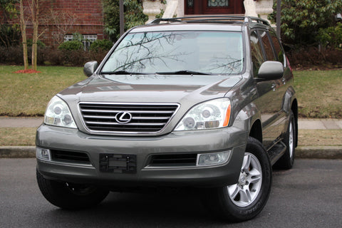 2006 Lexus GX470 Workshop Service Repair Manual